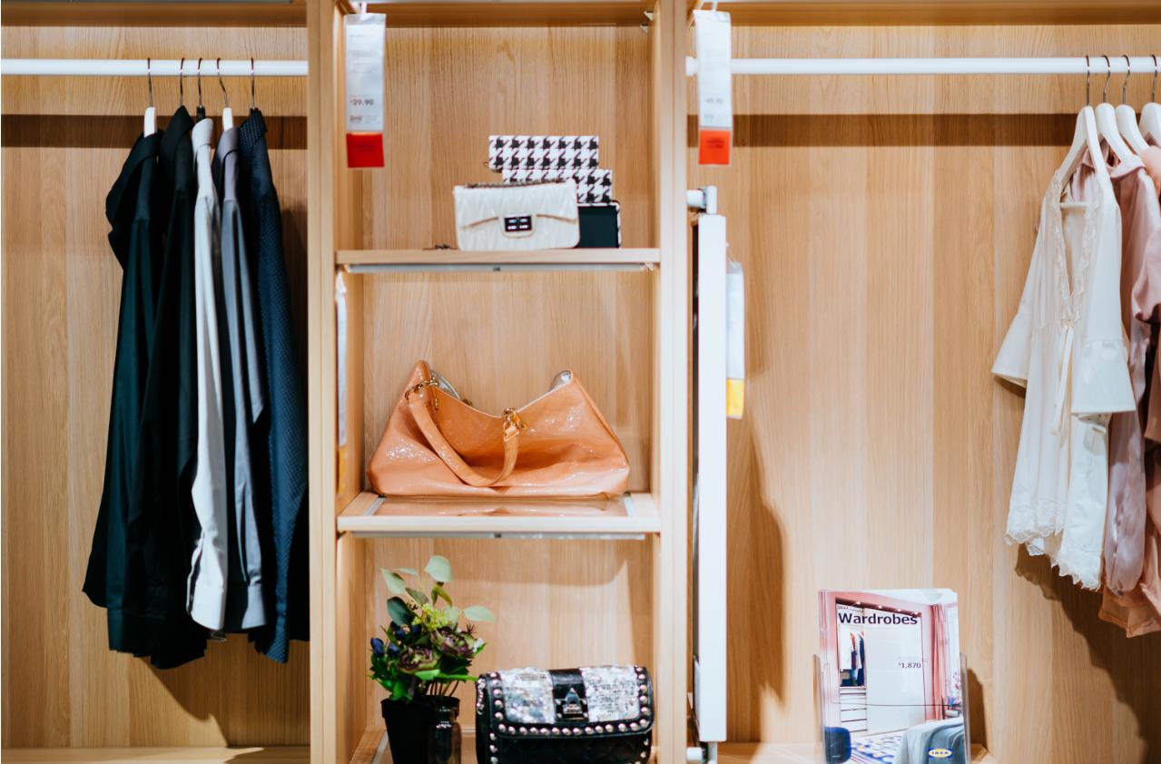 Walk-in closet design ideas for better organization