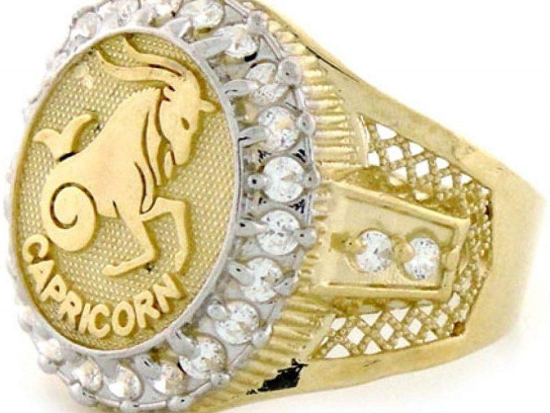 10 Capricorn Jewelry Designs